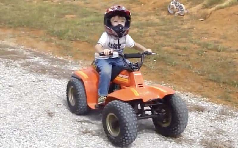 four wheelers for 10 year olds