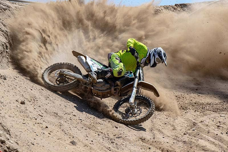 advance dirt bike sand riding tips