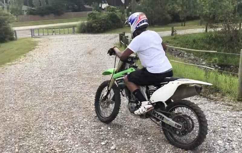 Can You Ride A Dirt Bike In Your Neighborhood