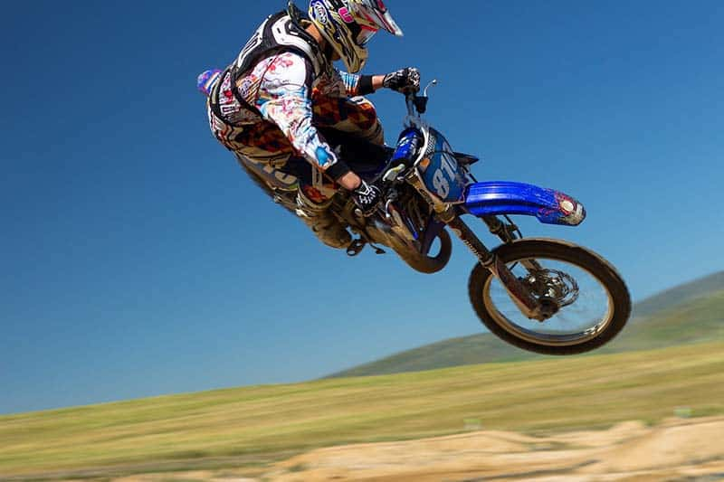 can you ride dirt bikes in residential areas
