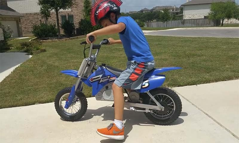 razor mx350 for kids