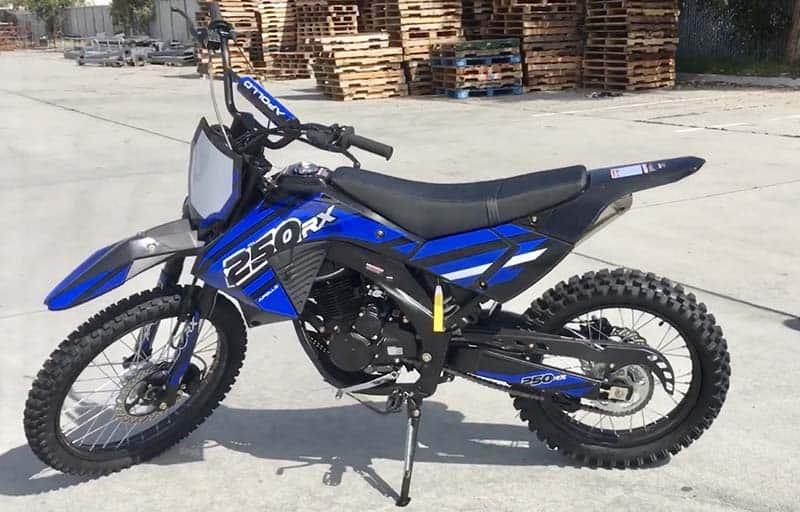 apollo dirt bike 250cc review