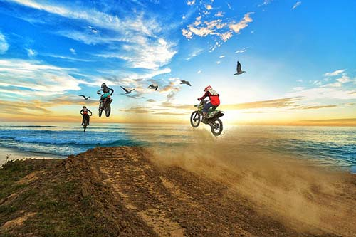 apollo extreme dirt bike for adult