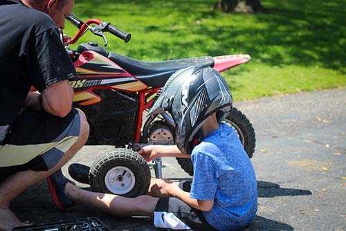 How Old Do You Have to Be to Ride Dirt Bike